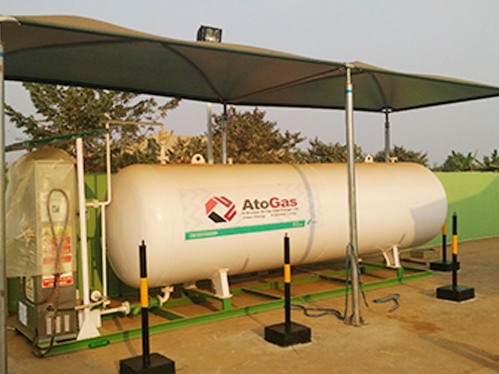 LPG PLANT CONSTRUCTION AND INSTALLATION SOLUTIONS