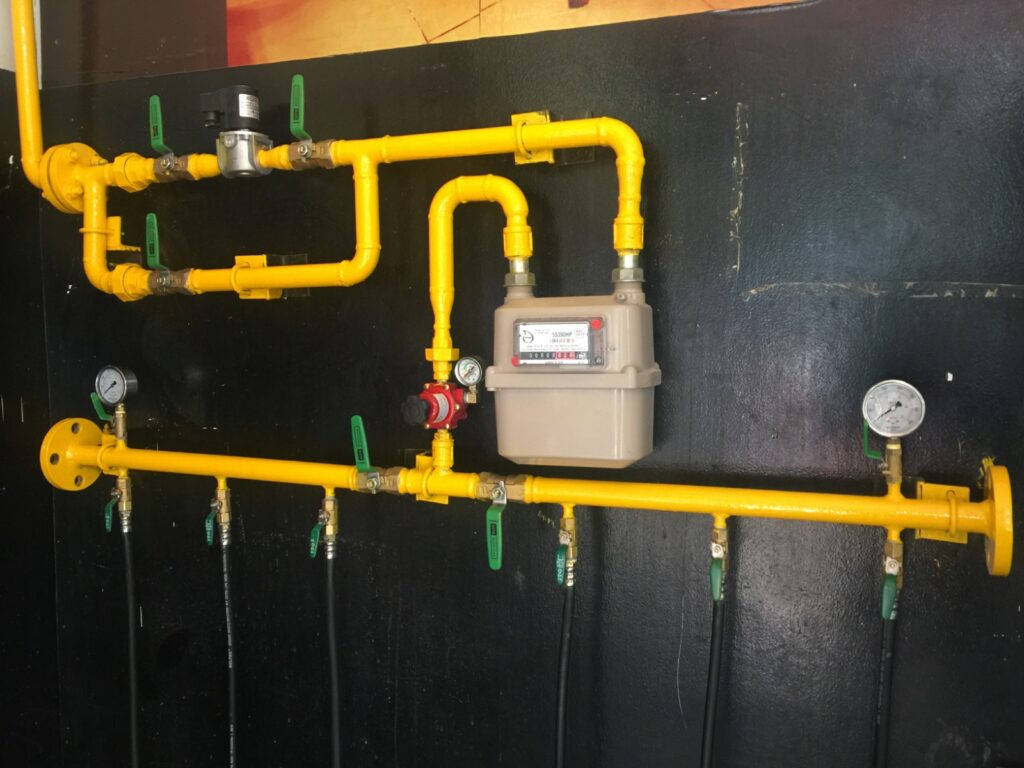 LPG RETICULATION SYSTEMS SOLUTIONS